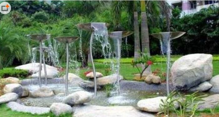 水景景观设计中的动水与静水的作用分析